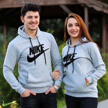 ست هودی مردانه و زنانه Nike