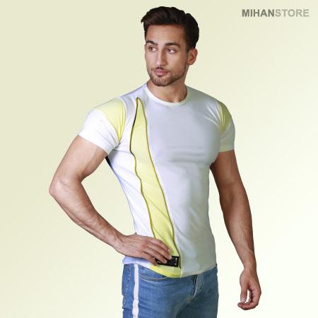 تی شرت مردانه Zip